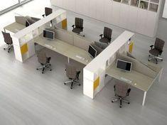 Good Ideas Corporate Office Design Make Happy Worker – home office design layout Corporate Office Design, Open Office Design, Corporate Interiors, Office Interiors, Office Designs, Office Table Design, Open Space Office, Home Office Space, Office Workspace