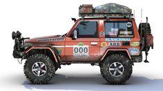 Mi sueño Toyota Land Cruiser Prado, Fj Cruiser, Land Cruiser 70 Series, Jeep Suv, Land Rover, Toyota 4x4, Expedition Vehicle, Daihatsu, Four Wheel Drive
