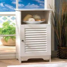 Nantucket Storage Cabinet