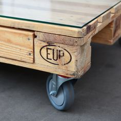 Coffee Table - Pine - alt_image_one