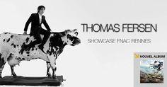 Thomas Fersen en showcase à la Fnac Rennes Thomas Fersen sera présent pour un showcase exceptionnel à l'occasion de la sortie de son album Un coup de queue de vache !, dans le cadre du partenariat avec le festival Mythos. Evénement gratuit et en accès libre, dans la limite des places disponibles.  https://www.unidivers.fr/rennes/thomas-fersen-en-showcase-a-la-fnac-rennes/ https://www.unidivers.fr/wp-content/uploads/2017/03/facebook_event_264891987302775.jpg