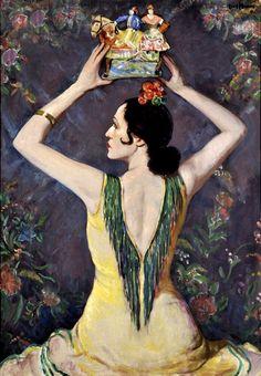 Art Blog - Louis Kronberg 1872 - 1965
