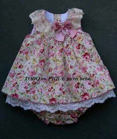 Little Dresses, Little Girl Dresses, Cute Dresses, Girls Dresses, Flower Girl Dresses, Toddler Dress, Toddler Outfits, Kids Outfits, Baby Girl Fashion