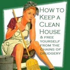 Keeping a spotlessly clean house isnt as difficult as it looks. How to do it has been the best kept secret of Susie Homemaker for years.    How...