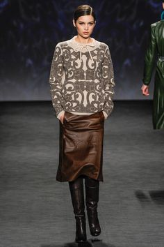 Vivienne Tam   Fall 2014 Ready-to-Wear Collection   Style.com