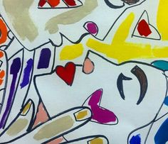 Britto Watercolor Paintings, Pop Art, Disney Characters, Fictional Characters, Art Work, Inspiration, Fan, Design, Beauty