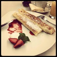 Breakfast Vanagupe Hottel