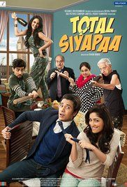 Total Siyapaa Full Movie Watch Online Hd Free. A young musician hopes to marry his beautiful Indian girlfriend, but his plans hit a snag when her family learns he's Pakistani.