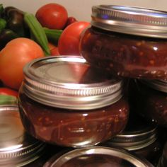 Canned Spicey Tomato Chili Sauce