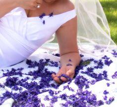 3000 Dried Purple Wedding Flowers by LarkspurHill on Etsy, $150.00