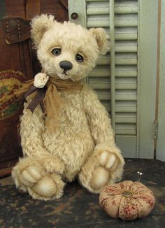 Pinner said: I'm so proud of myself with this teddy bear, LILY!