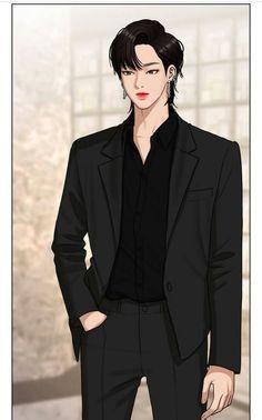Webtoon The Secret Of Angel Handsome Korean Actors, Handsome Anime Guys, Anime Korea, Korean Boys Hot, Anime Boy Hair, Korean Drama Best, Cute Actors, Dark Fantasy Art, Cute Anime Couples