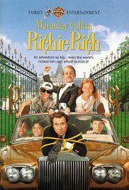 Richie Rich 1994 türkçe dublaj izle