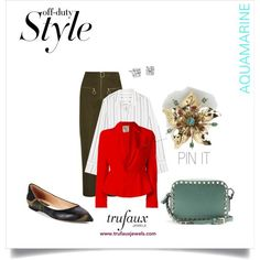 Casual style with sass! Inspired by March's birthstone, aquamarine. Read out 7 ways to sport the gem. Click here!