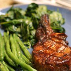 Blood-Orange-Marinated Pork Chops More
