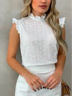 Cute Blouses, Blouses For Women, Baby Girl Dress Patterns, Baby Dress Design, Kurta Designs Women, Blouse Designs, Frock Fashion, Fashion Dresses, Moda Femenina