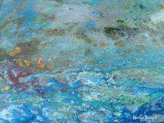 DREAM 9 (Peinture) par Nadine Brune R Univers Onirique Art Original, Oeuvre D'art, Les Oeuvres, Art Gallery, Artwork, Painting, Brown, Universe, Abstract Backgrounds