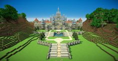 Minecraft-Twilight-Princess-Hyrule-Castle-Map-20.png (629×329)