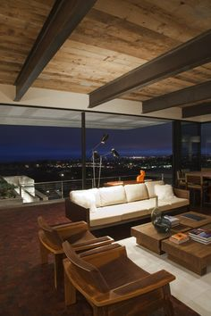 Exposed Steel Beams Design, Pictures, Remodel, Decor and Ideas - page 6 Modern Interior Design, Interior Design Inspiration, Interior Architecture, Internal Design, Steel Beams, Ranch Style Homes, Exposed Beams, My Dream Home, Living Room Designs
