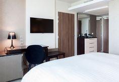 Chambre standard à l'AC Hotel Paris Porte Maillot   France  #France #Paris #Hotel #Chambre #Bedroom