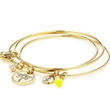 Juicy couture jewelry coin bangle bracelet gold