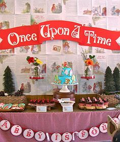 Little Red Riding Hood Party-Adorable details, costumes, & food!