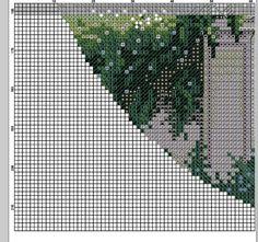 Kreuzstich -- duplicate; different source, different size, use common color code