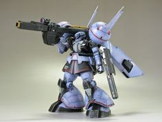 "HGUC 1/144 Dra-C ""High Mobility Type"" Custom Build - Gundam Kits Collection News and Reviews"