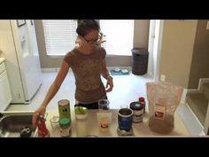 Keto Chocolate Almond Butter Shake - YouTube