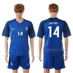 http://www.xjersey.com/france-14-matuidi-home-euro-2016-soccer-jersey.html FRANCE 14 MATUIDI HOME EURO 2016 SOCCER JERSEY Only 33.11€ , Free Shipping!