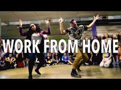 WORK FROM HOME - Fifth Harmony ft Ty Dolla $ign | @MattSteffanina Choreography - YouTube