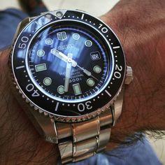 Seiko Marinemaster sbdx001 diver watch.
