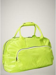 944c0805791 Brightly coloured from GAP at Oshawa Centre. Perfect for the gym! Neon Bag,