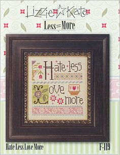 F119 Hate Less Love More - Less=More Double Flip  -- Click to see our finished models