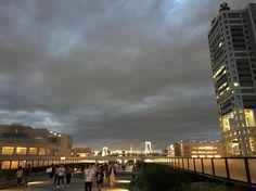 #tokyo get ready for some #stormyweather #rainbowbridge #odaiba