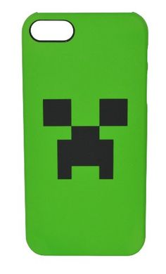 Black Friday 2014 Minecraft Creeper iPhone 5 Case Officially Licensed ThinkGeek from ThinkGeek Cyber Monday