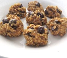 Banana Peanut Butter Oat Chocolate Chip Cookies (Gluten-Free) | Frugal Nutrition