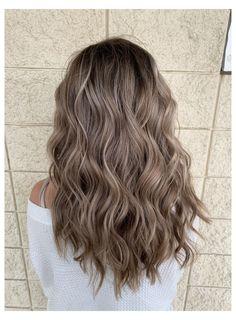 Blonde Hair Looks, Brown Blonde Hair, Brassy Blonde, Light Ashy Brown Hair, Brown Hair With Ash Blonde Highlights, Lighter Brown Hair Color, Blonde Hair With Brown Highlights, Ashy Blonde Hair, Color Highlights