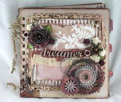 'Dreamer' Journal - Scrapbook.com