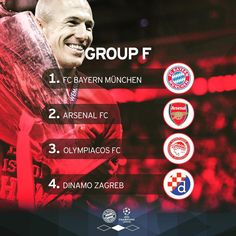 """Your thoughts on the #UCLdraw? #MiaSanMia #FCBayern #packmas"""