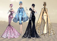 Hayden Williams Haute Couture SS14 collection