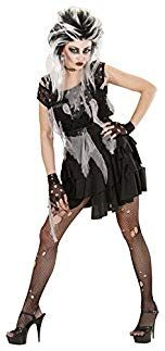 Zombie Punk Costume for women. Zombie Fancy Dress, Punk Mohawk, Punk Costume, Punk Mode, Disney Tees, Punk Outfits, Maquillage Halloween, Comfy Hoodies, Punk Fashion