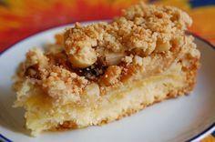 De Tudo Um Pouco : Cuca de maçã Apple Recipes, Fall Recipes, Sweet Recipes, Cake & Co, Apple Cake, Chocolate, Coffee Break, Coco, Cake Cookies