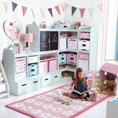 Perfect Northcote Corner Toy Box