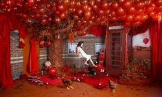 Red by Adrien Broom