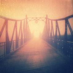 #kostelanský #most #mlha #bridge #kostelany #fog