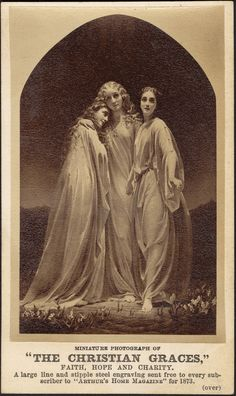 The Christian Graces. 1876