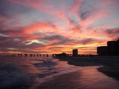 """TripAdvisor listed at No. 2 on its list of Destinations on the Rise, calling it """"a great family beach vacation spot. Vacation Destinations, Vacation Spots, Vacations, Beautiful Places To Live, Beautiful Beaches, Orange Beach Alabama, Fishing Charters, Ocean Beach, Holiday Travel"""