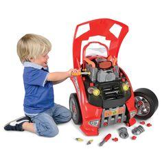 The Car Lover's Engine Repair Set - Hammacher Schlemmer #HammacherHolidays