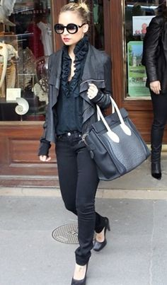 Who made Nicole Richie s skinny jeans 76848c522645